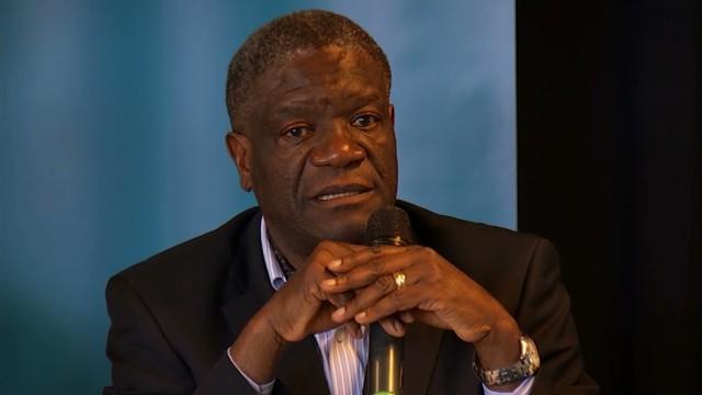 """Jodoigne : visite du docteur Mukwege qui """"répare les femmes"""" en RDC"""