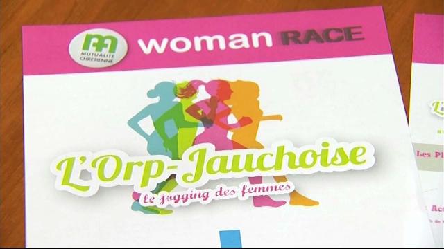 Woman race : une course réservée aux femmes débarque à Orp-Jauche
