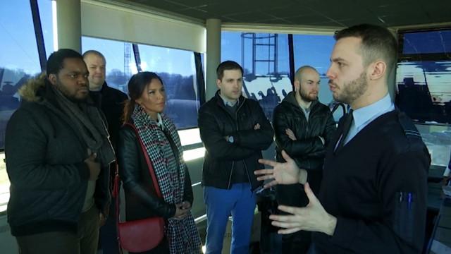 Devenir contrôleur du trafic aérien : une sélection très sévère à la base de Beauvechain