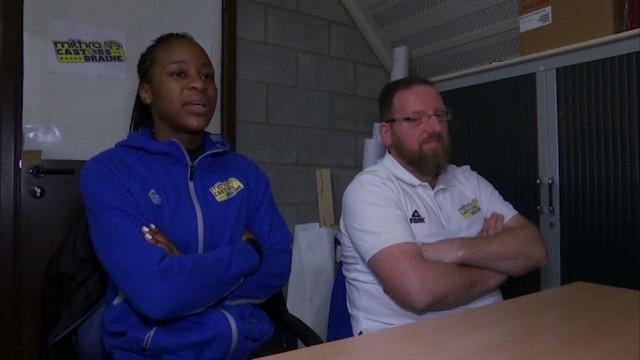 Basket-ball: les Castors Braine sont à deux matches d'une nouvelle Coupe de Belgique