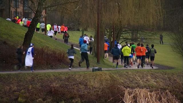 10 Miles de LLN: le jogging a la cote chez les étudiants!
