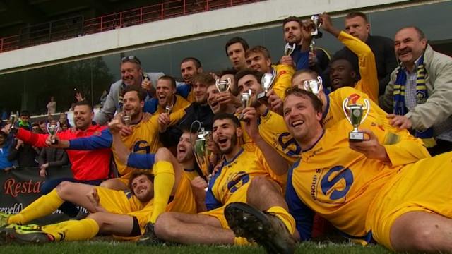 Le RCS Brainois gagne la Coupe du Brabant : toutes les images !