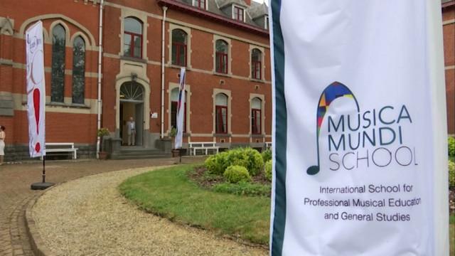 Musica Mundi prépare sa première rentrée des classes au domaine de Fichermont à Waterloo