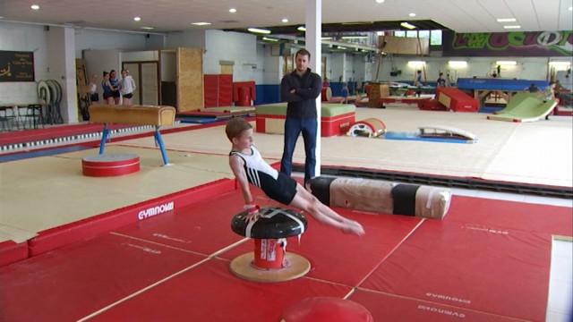 testGymnastique: Tom Nizet décroche le bronze aux championnats de Belgique