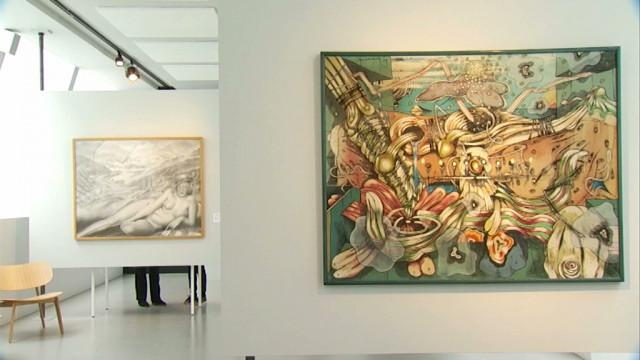 L'art belge s'invite au Musée L de Louvain-la-Neuve