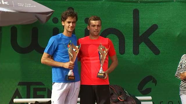Tennis: Julien Dubail triple la mise au Wilink Open de La Hulpe