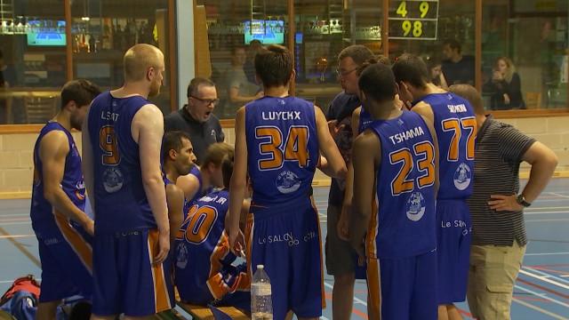 Basket: le Speedy Mont-st-Guibert ne fait pas le poids en Coupe de Brabant