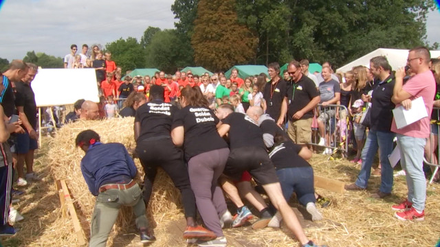 Piétrain remporte les Jeux intervillages de Jodoigne!