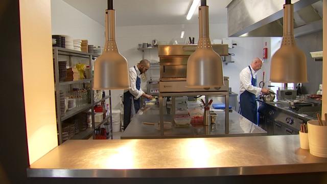 Ouverture du restaurant Les Tilleuls dans l'ancienne maison communale de Céroux