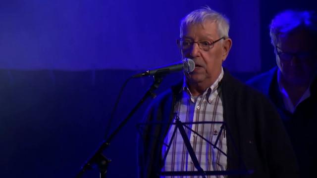 Raoul Cauvin, le créateur des Tunique bleues reçoit le Pôle d'Or 2018