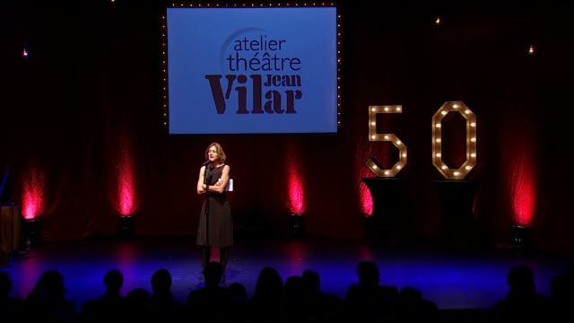 Cinquante ans pour l'Atelier Théâtre Jean Vilar et une nouvelle salle en cadeau!