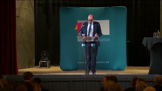 "Brabant wallon: Mathieu Michel met en avant la notion de ""juste territoire"""