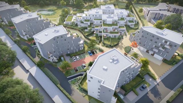 152 logements à la place du chancre de l'Athénée Folon, commercialisation à partir du 5 juin
