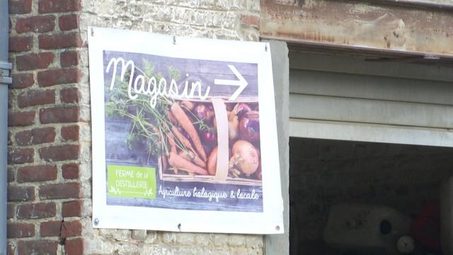 Beaucoup de nouveaux clients ont déserté les magasins à la ferme après le déconfinement