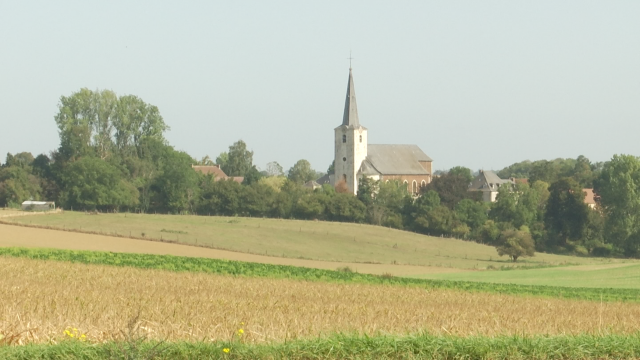 Mélin, le plus beau village de Wallonie