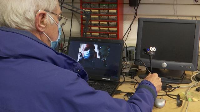 testLa réparation et le don d'ordinateurs explosent en Brabant wallon
