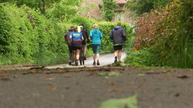 """Jogging Jean Aerts à Céroux, alias """"le plus beau parcours du BW"""""""