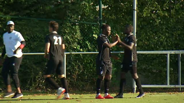Football: Le BX Brussels trop fort pour Villers!
