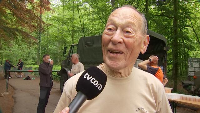 20 km de Bruxelles : Portrait d'un coureur de 87 ans qui a participé à toutes les éditions !