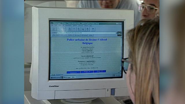 testBraine-l'Alleud, première commune à disposer d'un site web en 1996 : rencontre avec son créateur
