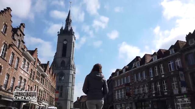 testBienvenue chez vous à Tournai, l'une des plus anciennes villes de Belgique