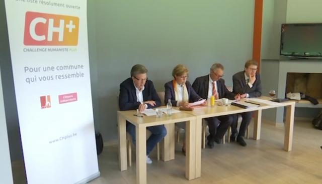Elections 2018 : CH+ demande le recomptage des voix à Wavre!
