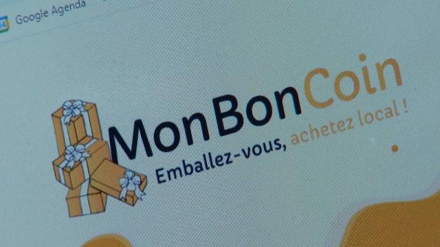 """Est BW : la plateforme """"Mon bon coin"""" soutient le commerce local"""