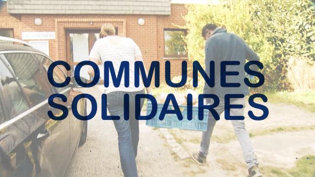 testCommunes Solidaires : personnel communal volontaire à Mont-Saint-Guibert