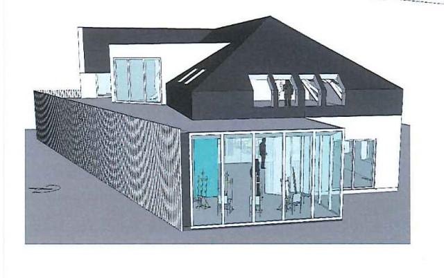 La maison multiservices va voir le jour à Hamme-Mille