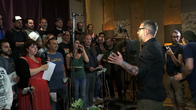 "Une reprise 100% belge de ""We are the World"" portée par un Nivellois !"