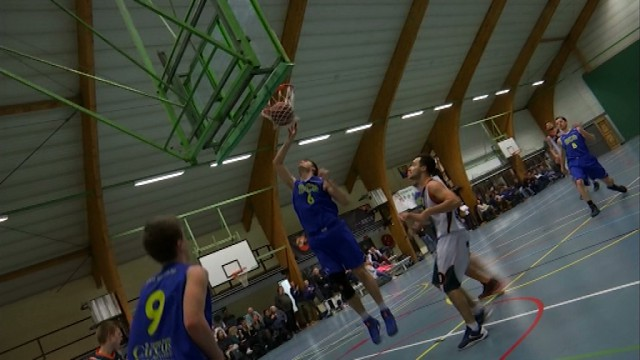 testLe BC Genappe fait chuter Waterloo Basket !