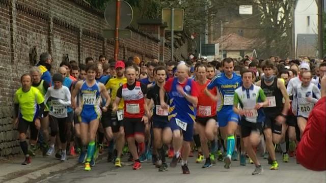 François Humblet triomphe au sprint aux Crêtes Brainoises de Lillois