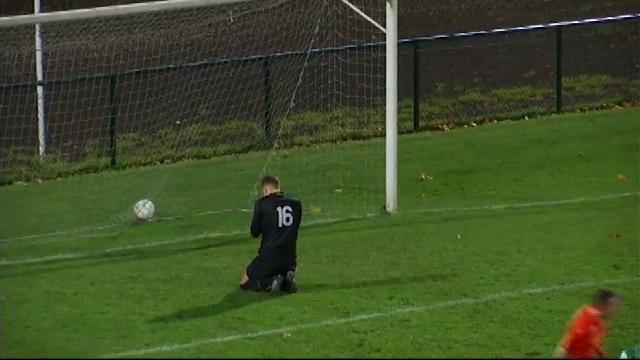 Football : RJ Wavre s'est fait peur face au FC Tournai