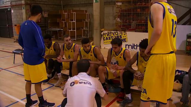 Basket-ball: les Castors gagnent le derby brainois