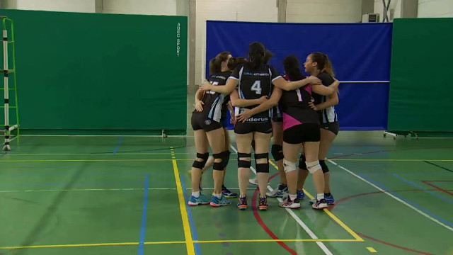 testVolley-ball: Limal-Ottignies reste au contact des meilleures en Nationale 2