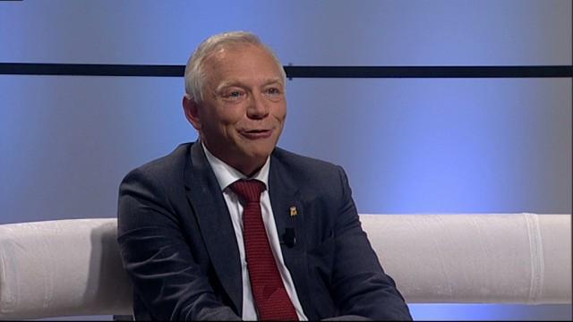 Gilles Mahieu invité dans l'Hebdolitique (octobre 2016)