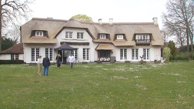 Un restaurant ouvre à la Villa Monceau, maison de l'ancien bourgmestre ottintois
