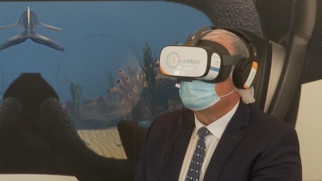 Oncomfort : la sédation digitale, anesthésiant de demain
