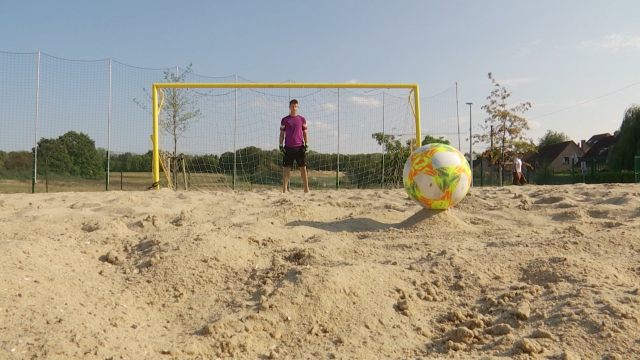 Beach soccer : un joli parcours en Euro Winners Cup de la New Team Braine