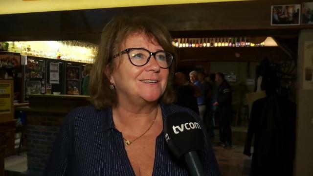 Carole Ghiot succède à Marc Deconinck à Beauvechain