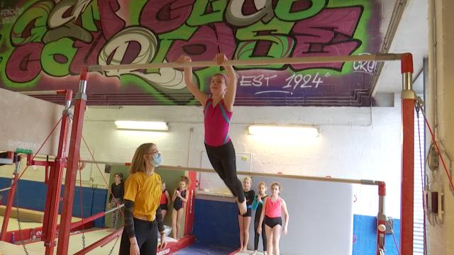Gymnastique : arrêt des activités ce lundi à La Courtoise