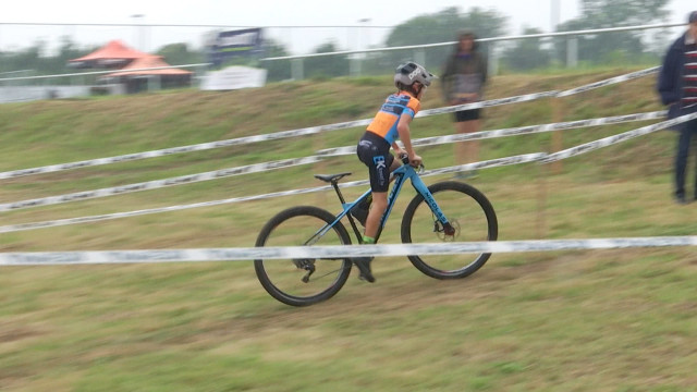 Kids Trophy : les jeunes cyclistes s'affrontent à Sart-Dames-Avelines