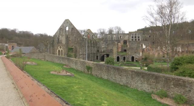L'abbaye de Villers fermée : le secteur culturel également touché