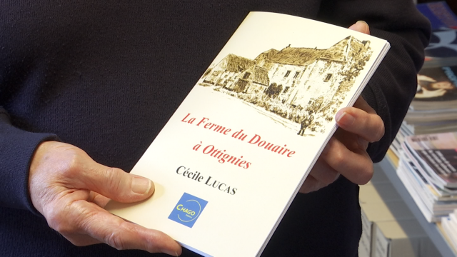 Le Cercle d'Histoire publie un ouvrage sur la Ferme du Douaire