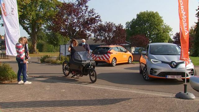 Vers une mobilité plus douce à Genappe