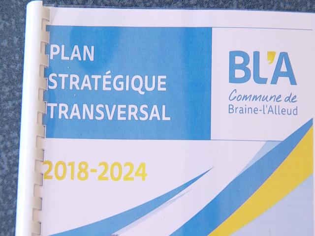 Braine-l'Alleud: 217 fiches dans le plan stratégique transversal
