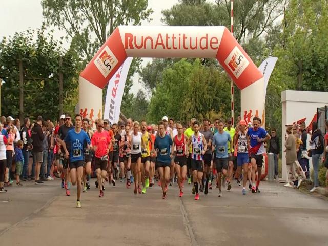 Athlétisme: succès pour le marathon du Brabant wallon!