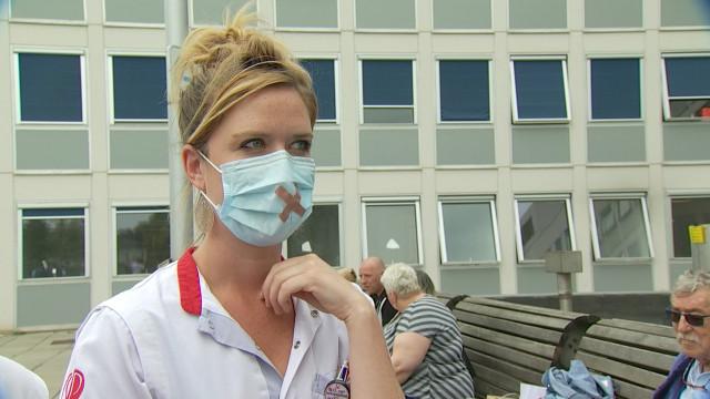 testÀ bout, le personnel infirmier lance les mardis des blouses blanches