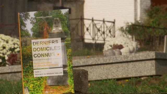 À la découverte des sépultures de personnalités avec Thierry Luthers