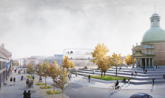 A quoi ressemblerait le nouveau Centre de Waterloo ? (PHOTOS)